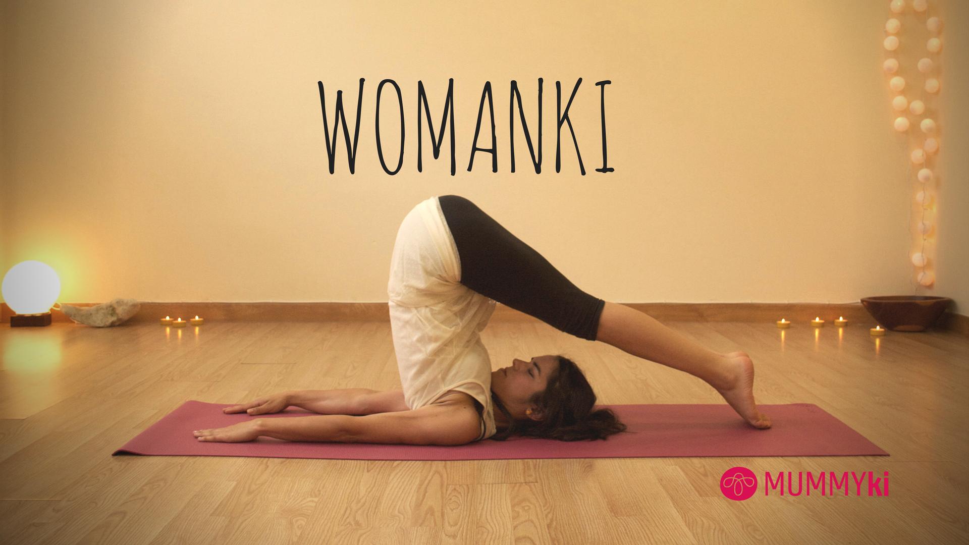 yoga para la mujer womanki