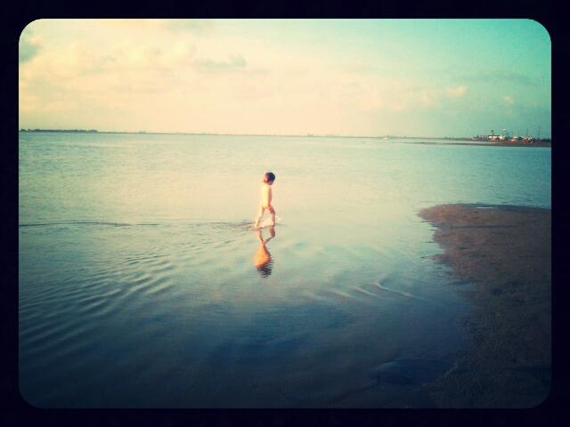 Playa cuerpo