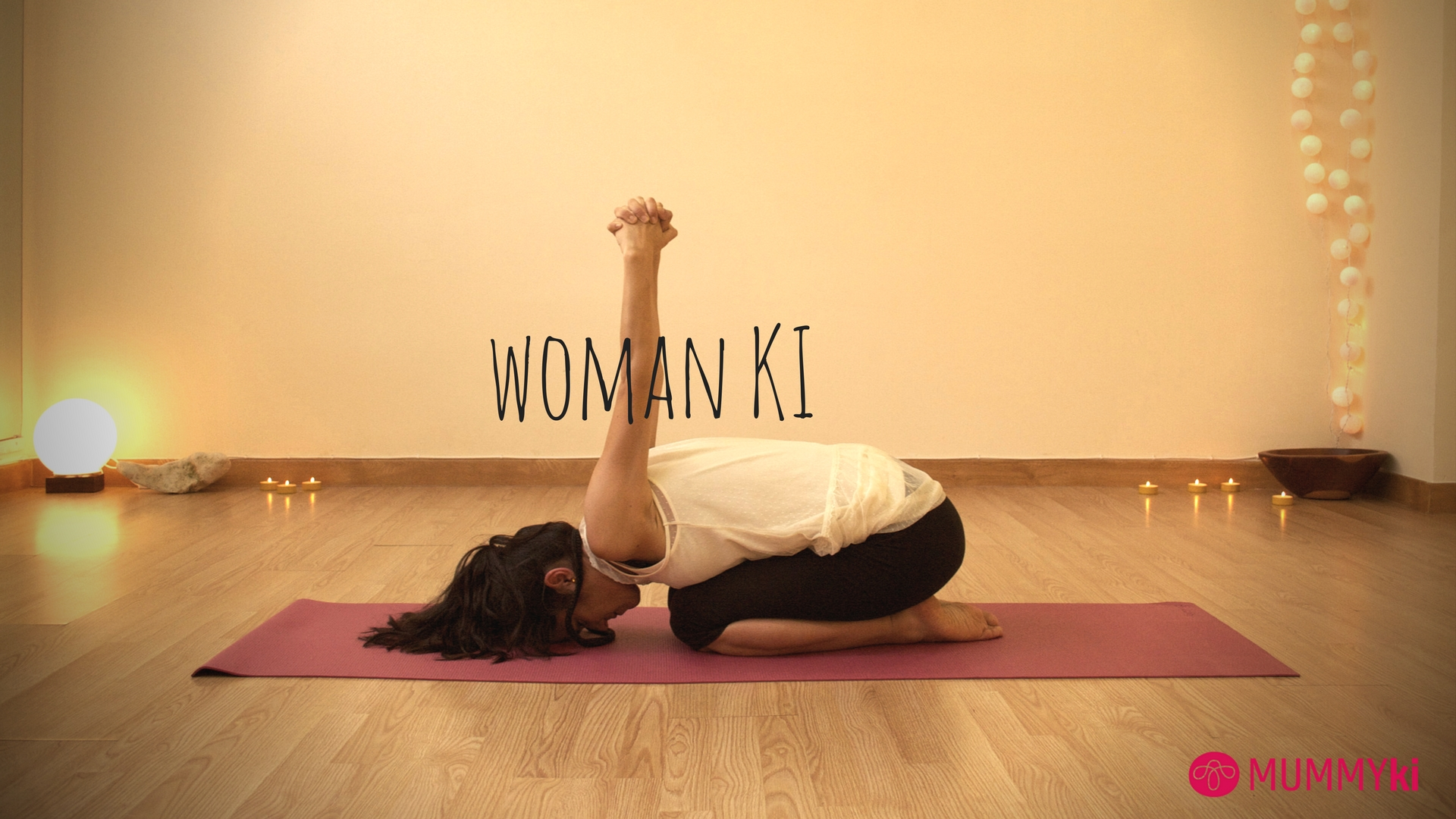Anna Santos yoga para la mujer womanki