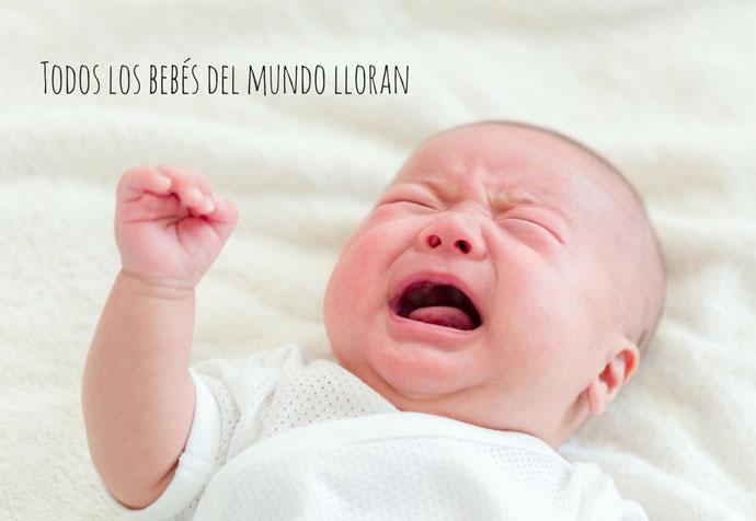 El llanto del bebé