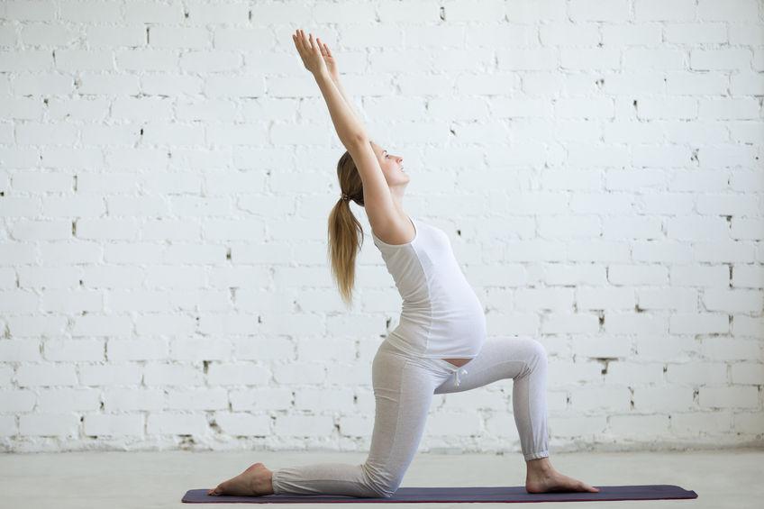 Promoción Yoga Prenatal